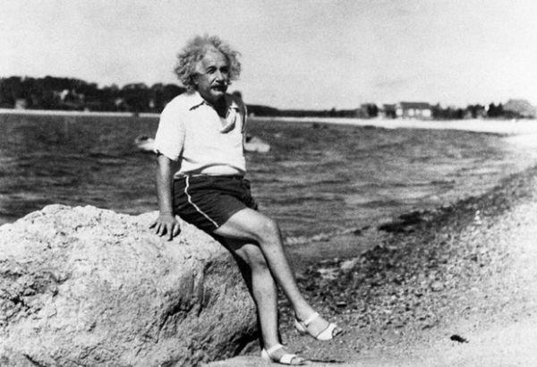 El día que Einstein confesó su teoría de la felicidad a un mensajero japonés 2