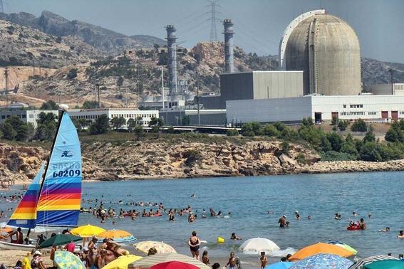 desmantelan central nuclear en espana 1