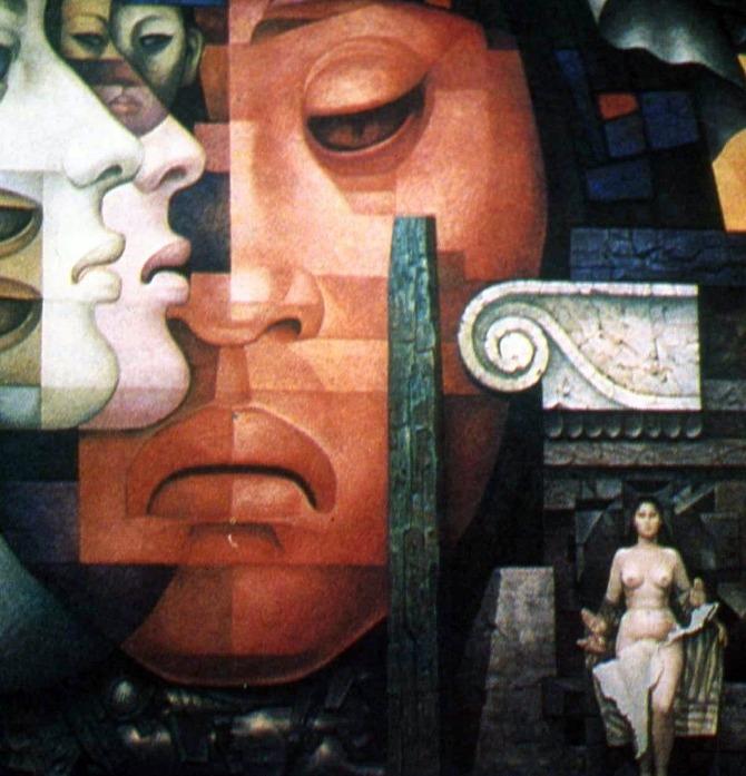 Los principales muralistas mexicanos 0