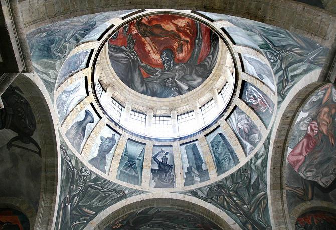 Los principales muralistas mexicanos 1