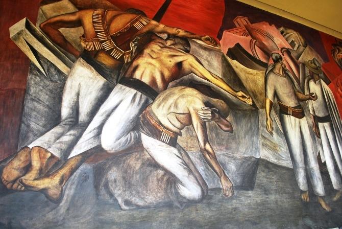 Los principales muralistas mexicanos 3