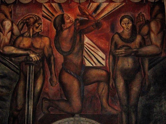 Los principales muralistas mexicanos 5