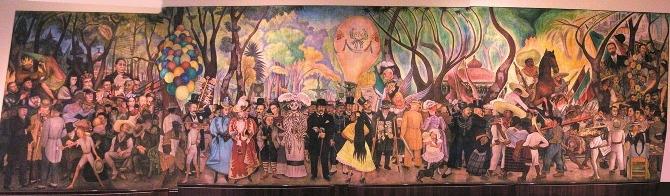 Los principales muralistas mexicanos 6