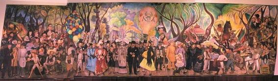 muralistas mexicanos 14