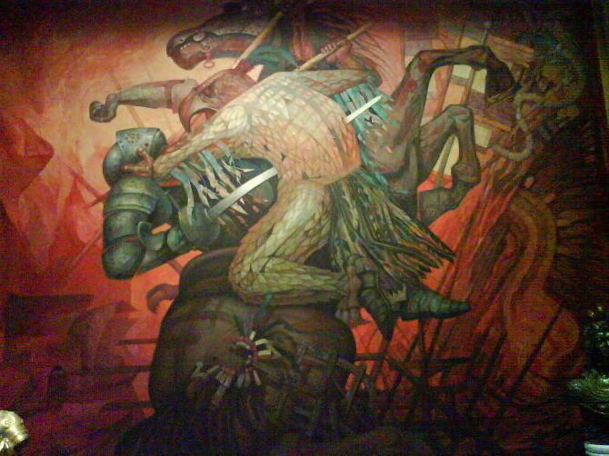 Los principales muralistas mexicanos 7