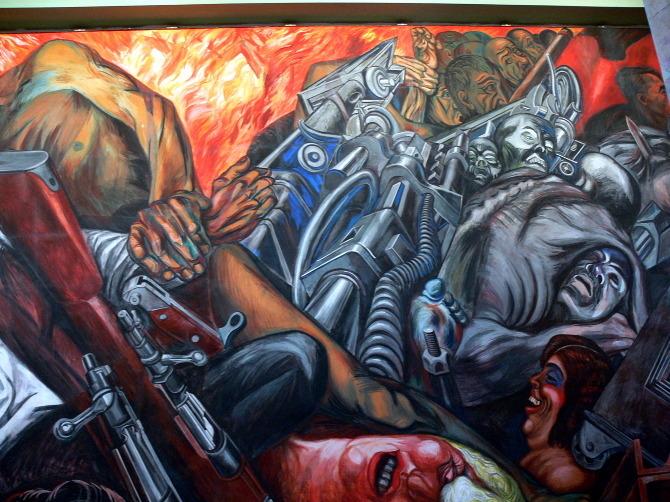 Los principales muralistas mexicanos 8