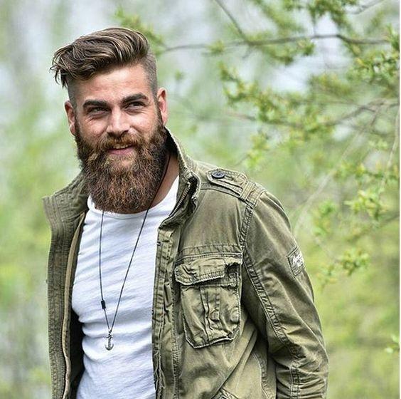 habitos para que la barba crezca 2