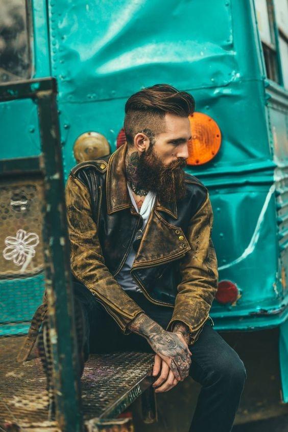 habitos para que la barba crezca 4