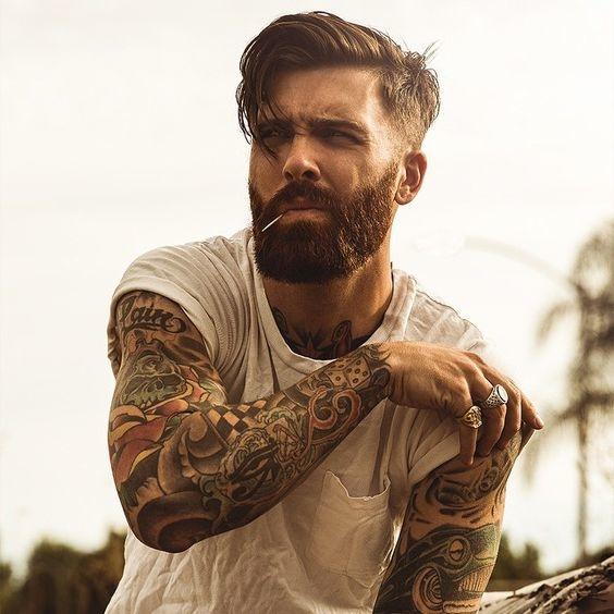 habitos para que la barba crezca 8
