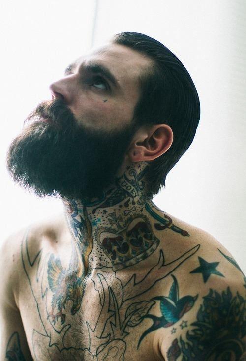habitos para que la barba crezca 5