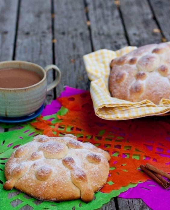 origen y receta del pan de muertos 3