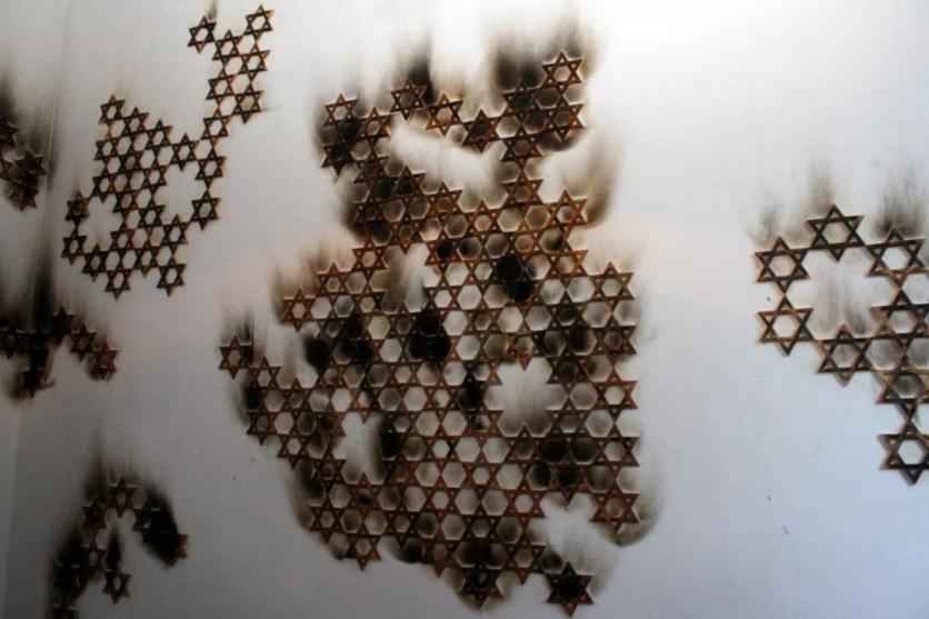 Las pinturas de fuego de Sabino Guisu que demuestran que los mexicanos sabemos renacer de las cenizas 3