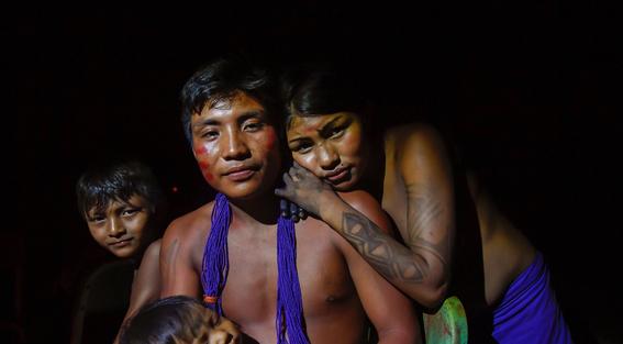 tribu amazonica 3