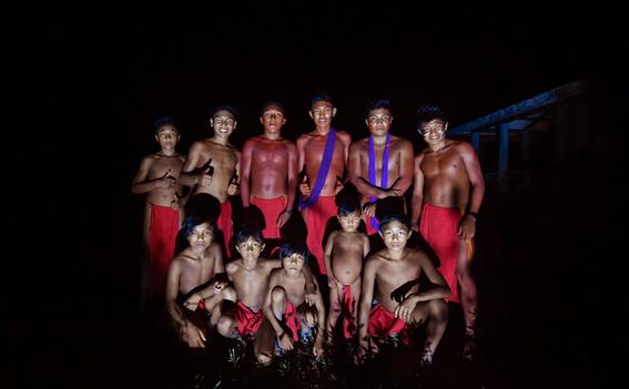 tribu amazonica 9