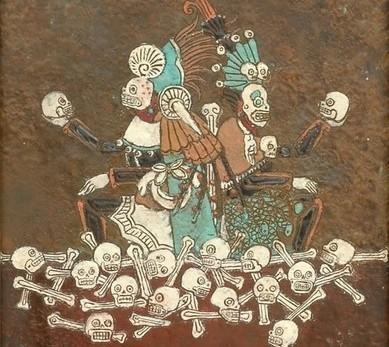 Mictlán: el lugar de los muertos 2