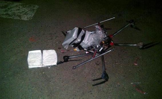 drones con droga 1