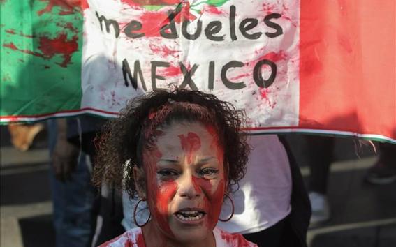 2017 ano mas violento en la historia de mexico 1