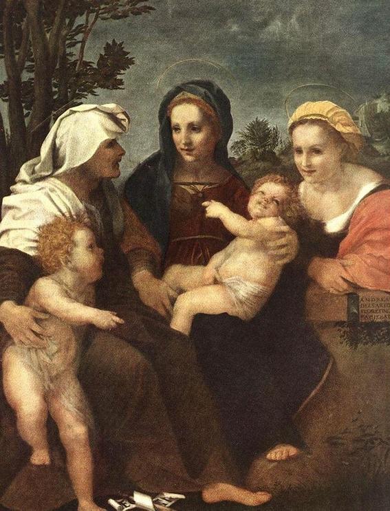 por que tocaban el pene de jesus en el arte 6