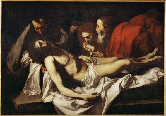 por que tocaban el pene de jesus en el arte 7