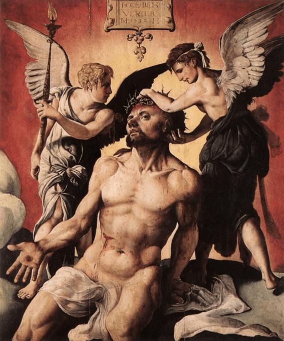 por que tocaban el pene de jesus en el arte 8
