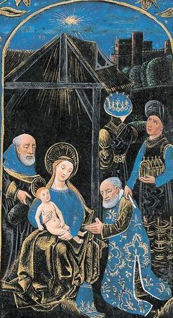 por que tocaban el pene de jesus en el arte 9