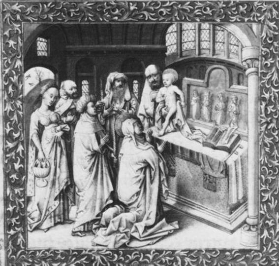 por que tocaban el pene de jesus en el arte 10