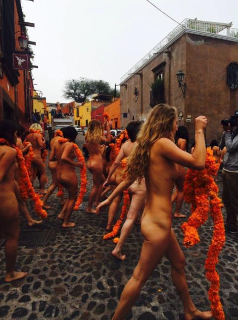 festival de la calaca en san miguel de allende 3