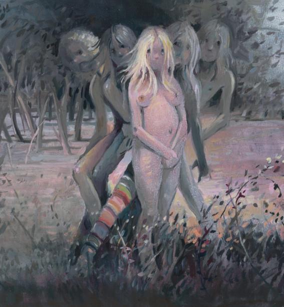pinturas de lisa yuskavage 3