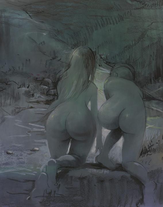 pinturas de lisa yuskavage 4