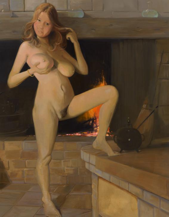 pinturas de lisa yuskavage 6