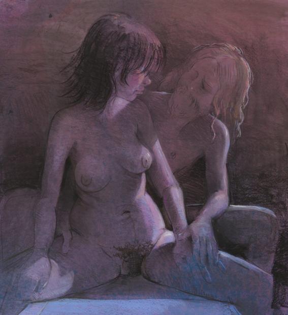 pinturas de lisa yuskavage 10