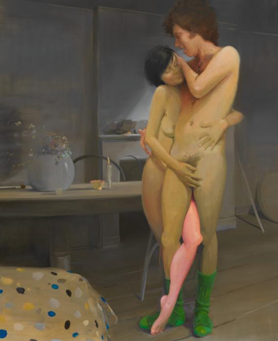 pinturas de lisa yuskavage 13