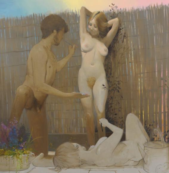 pinturas de lisa yuskavage 15