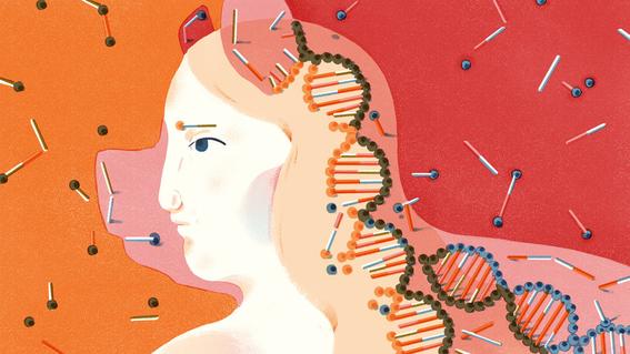 quimerismo condicion genetica 2