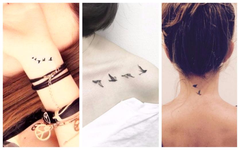 El Significado De Los Tatuajes De Aves Diseño Diseño