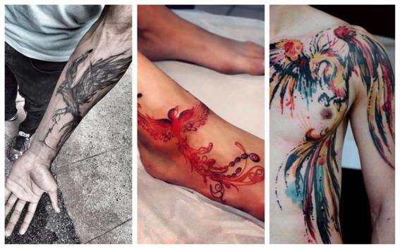 tatuajes de aves 13