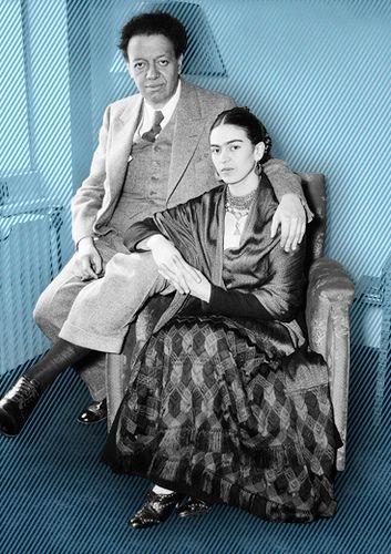 infidelidades entre frida kahlo y diego rivera 1