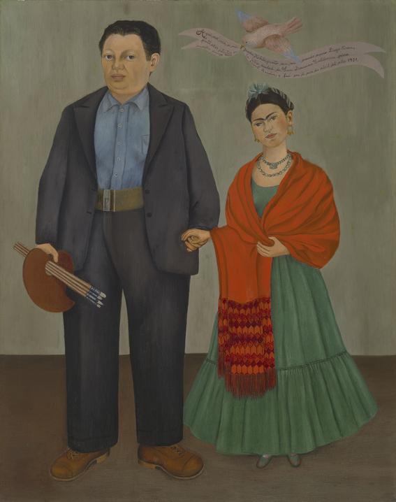 infidelidades entre frida kahlo y diego rivera 3