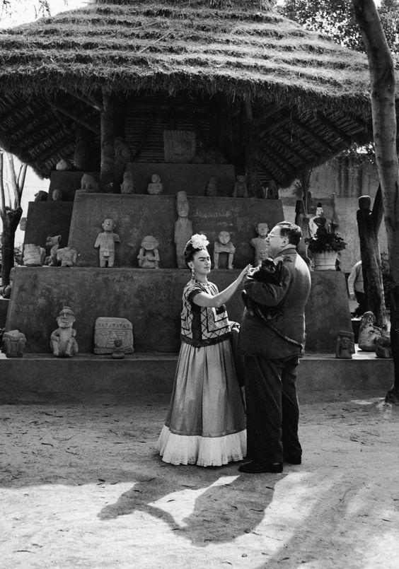 infidelidades entre frida kahlo y diego rivera 6