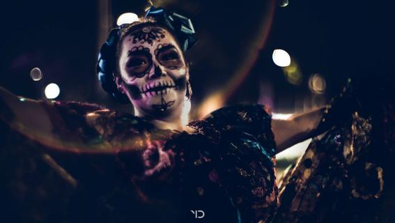 desfile dia de muertos en mexico 1