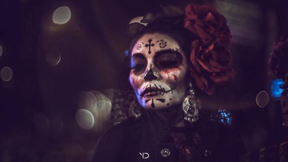 desfile dia de muertos en mexico 2