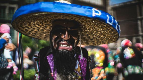 desfile dia de muertos en mexico 5