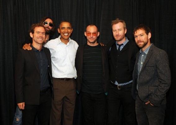 la politica y el rock 1