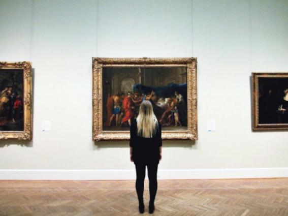 razones para ir solo a un museo 5