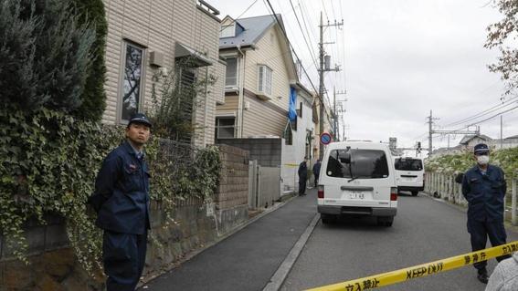 hallan restos de nueve personas en japon 1