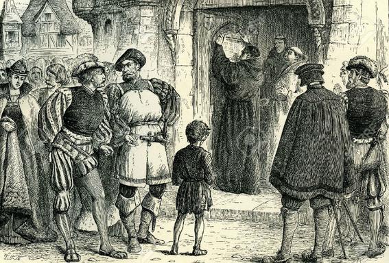500 anos de proclamacion reforma protestante lutero 3