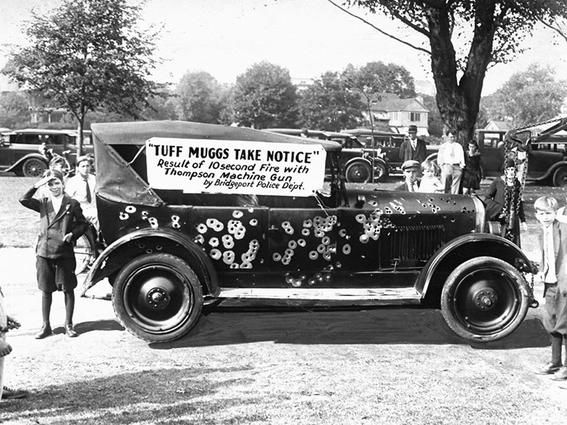 Mafia  Police Car Name