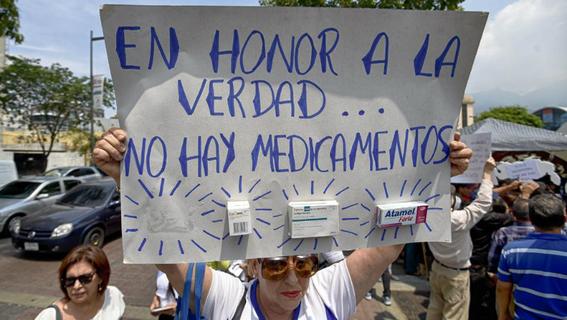 venezuela obligados a comulgar en la mano 2