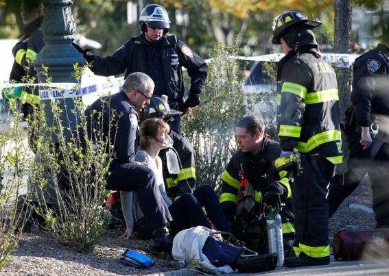testimonios del atentado terrorista en manhattan 2
