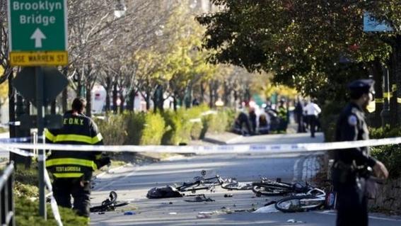 testimonios del atentado terrorista en manhattan 1